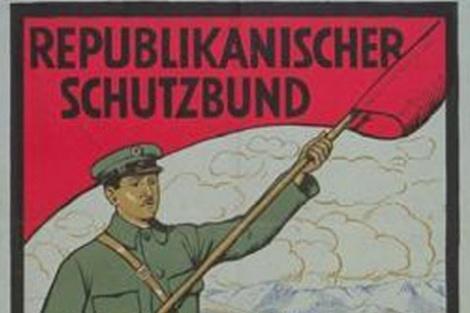 Schutzbund Plakat