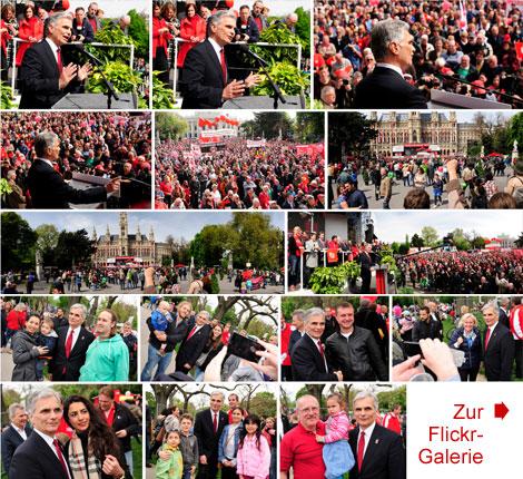Fotos: SPÖ / Thomas Lehmann / Johannes Zinner