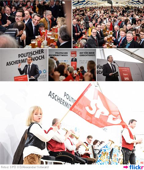 Foto: SPÖ OÖ/Alexander Schwarzl
