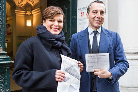 Foto: SPÖ / Astrid Knie