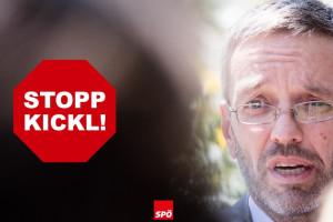 Petition. Stopp Kickl