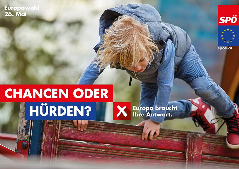 Chancen oder Hürden? Europa braucht Ihre Antwort.