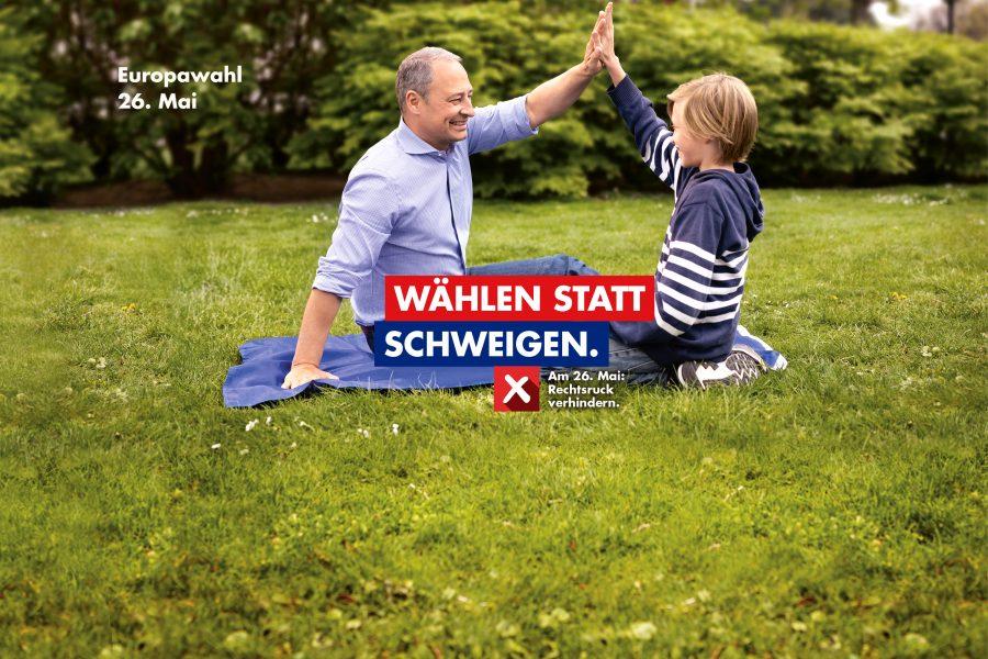 Europawahl 2019. Andreas Schieder