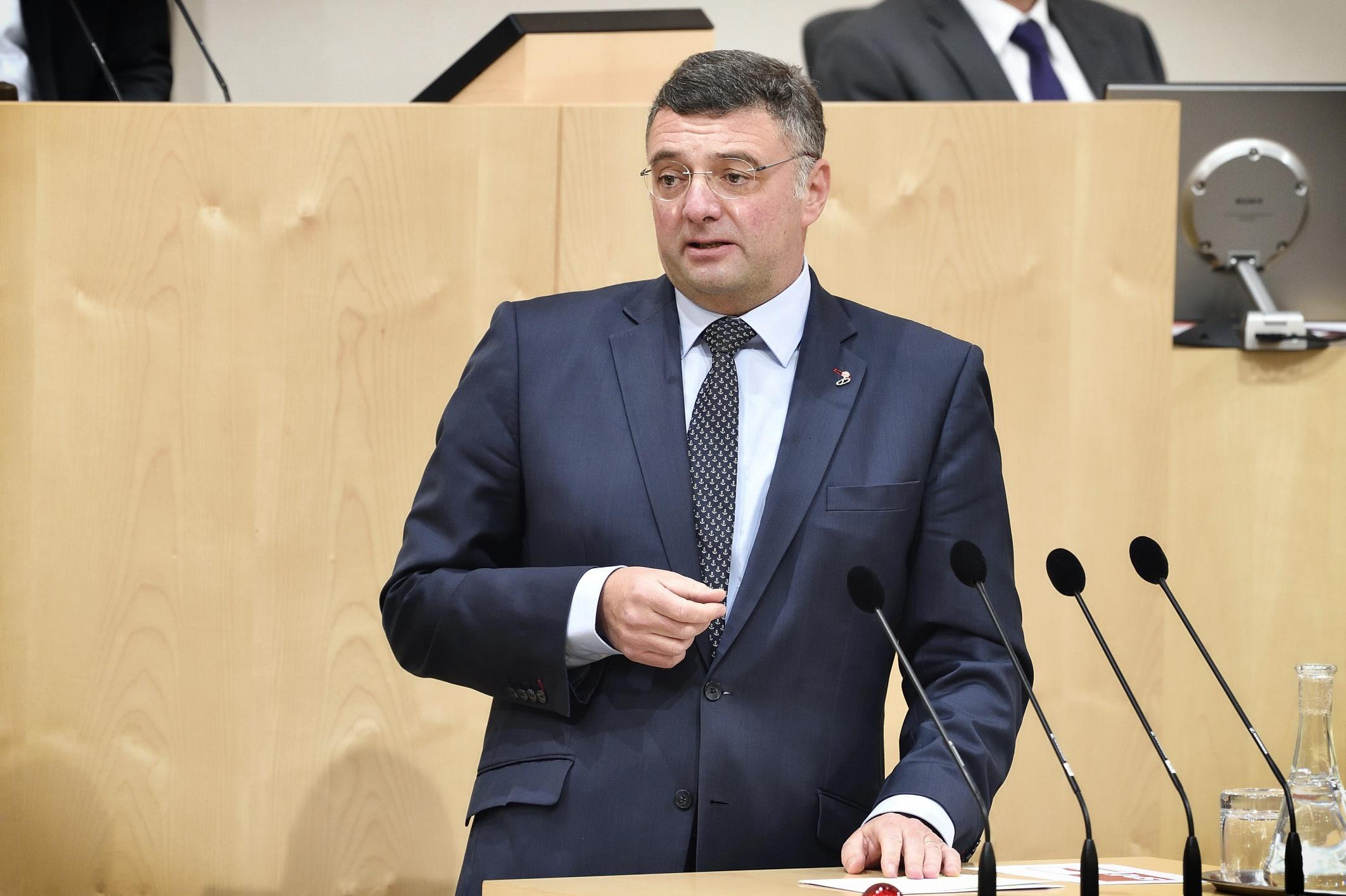 Jörg Leichtfried › SPÖ