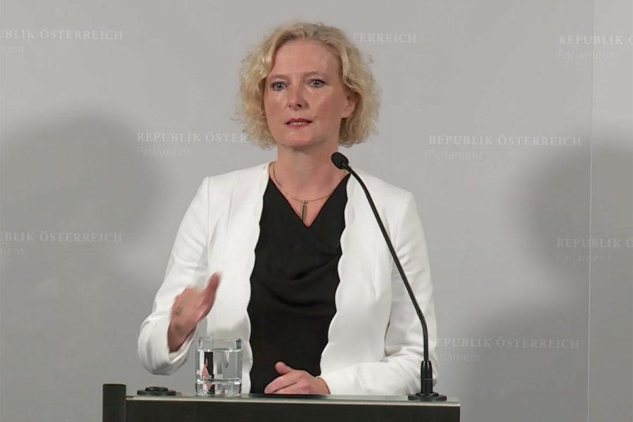Karin Greiner berichtet